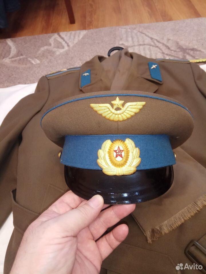 Форма офицера ввс СССР