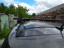 Багажник (поперечины) на крышу автомобиля inno