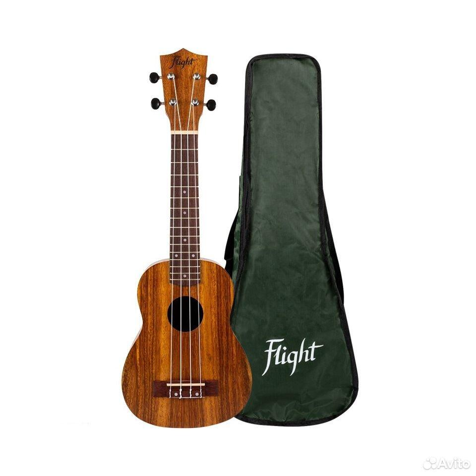Укулеле сопрано Flight Nus200 Na  89644091358 купить 1