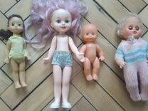Пупс кукла СССР винтаж