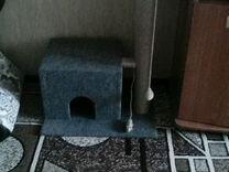 Домик для кошек
