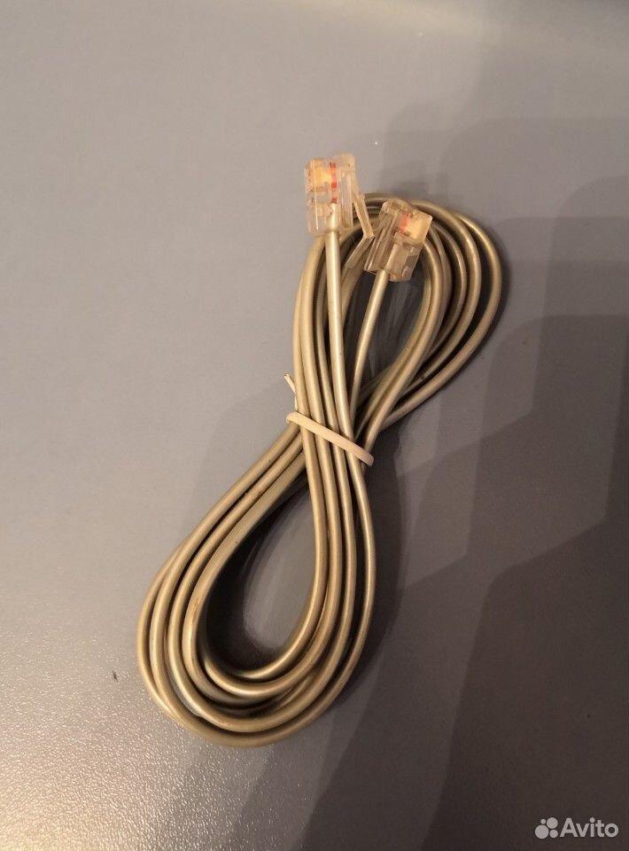 Кабель для проводного телефона  89836901194 купить 1