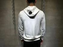 Белая толстовка Philipp Plein череп худи — Одежда, обувь, аксессуары в Санкт-Петербурге
