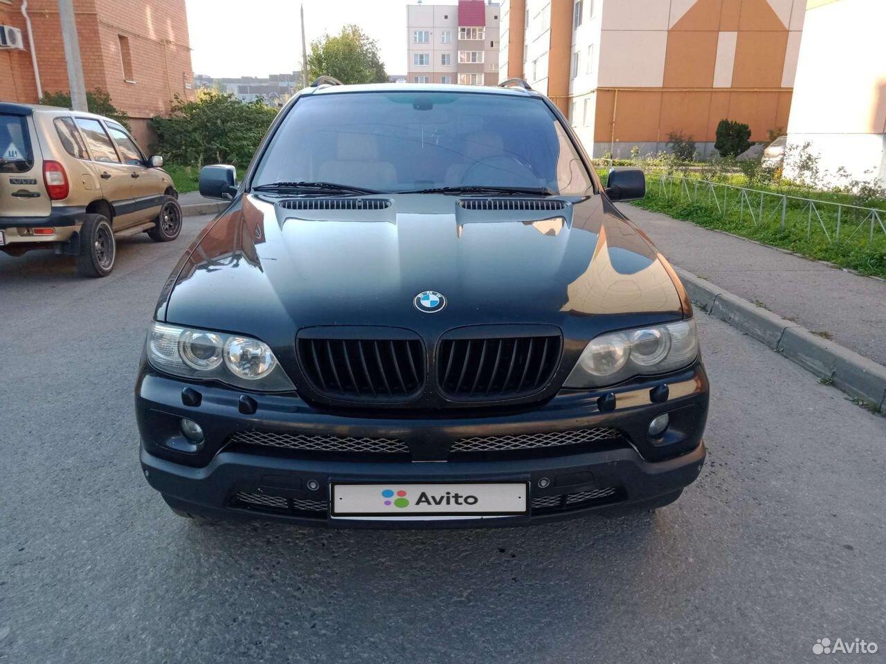 BMW X5, 2004  89095764548 купить 6