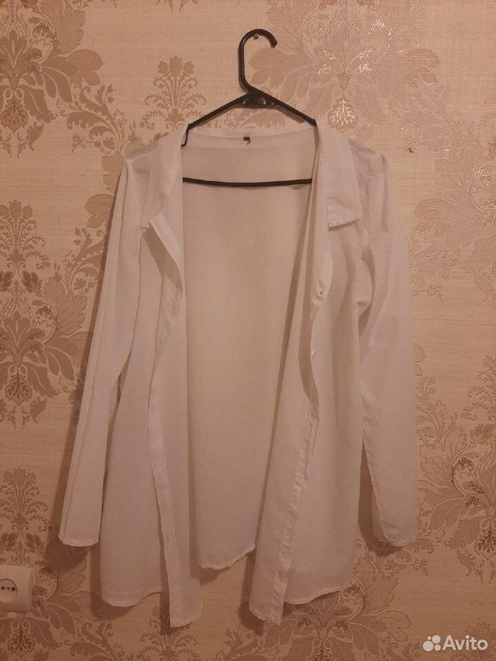 Белая рубашка 89997709315 купить 1