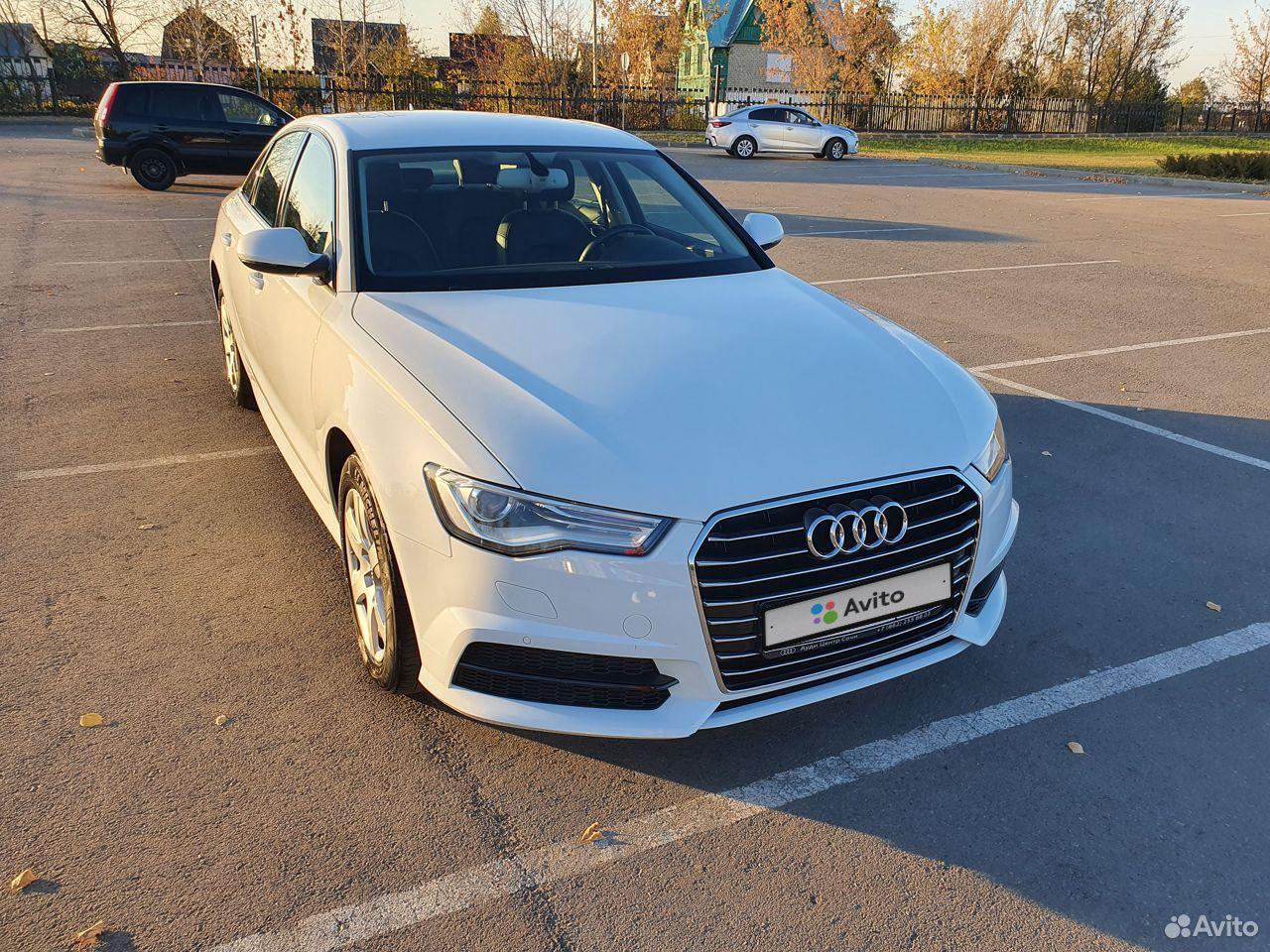 Audi A6, 2018  89588677578 купить 2