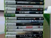 Xbox 360 Wi-Fi много игр