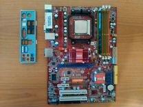 Мат плата MSI K9A2 Neo + Athlon 64 X2 5600+