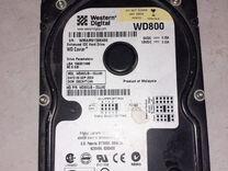 Старый жесткий диск 80 гб — Товары для компьютера в Геленджике