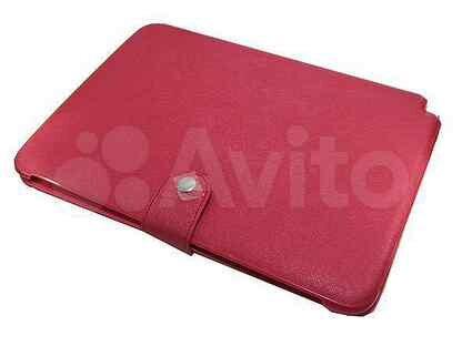 Чехол-подставка для Samsung N8000 belk Текстура красный