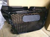 Решетка радиатора Audi rs3 rs 3 A3 a 3 дорест арт8