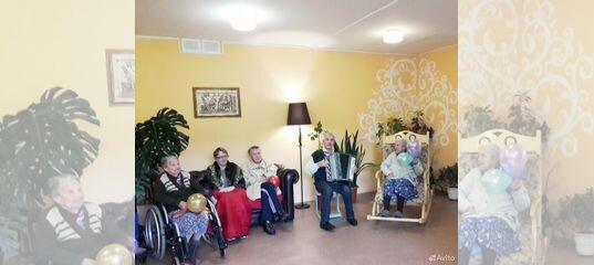 Пансионаты для инвалидов в калужской области перелом шейки бедра реабилитация стационар