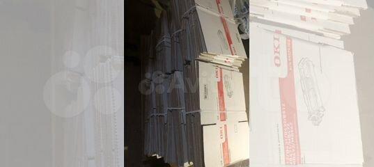 Коробки Oki 44574302 купить в Самарской области | Бытовая электроника | Авито