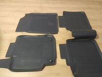 Коврики на Toyota Camry XV50-55 кузов