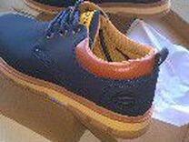 Ботинки новые демисезонные