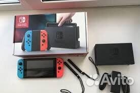 Игровая приставка Nintendo Switch  89521642336 купить 1