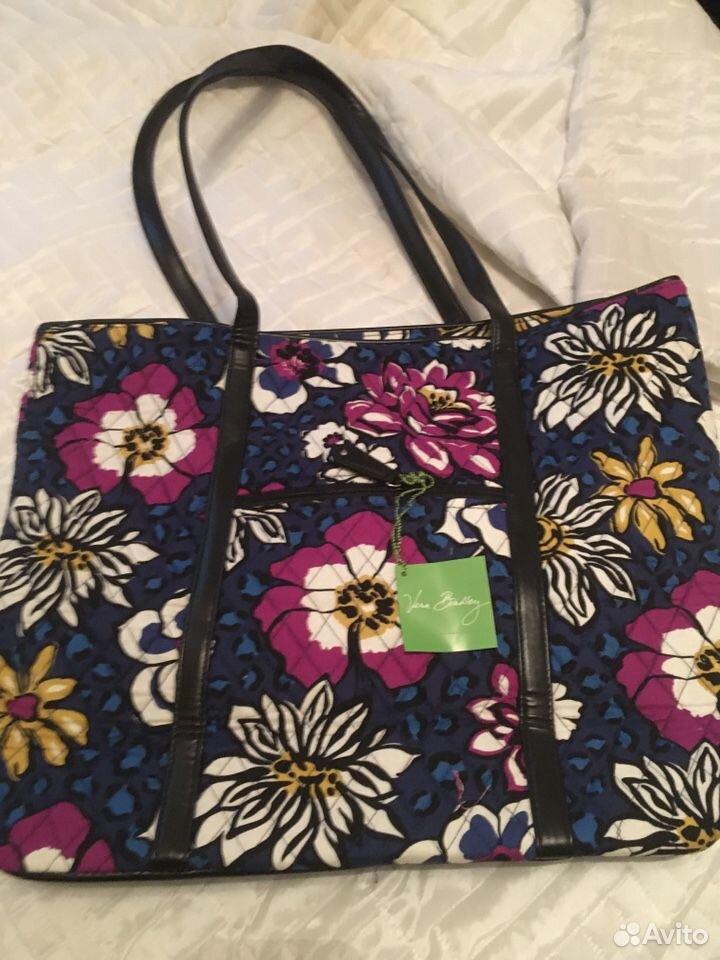 Женская сумка Vera Bradley новая  89122145482 купить 1