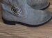 Ботинки Замша италия