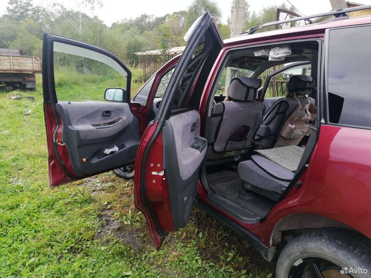 Honda Odyssey, 1997  89662714688 купить 6