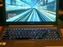 Ноутбук Asus k501uq core i3 6100, nvidia 940mx 2gb