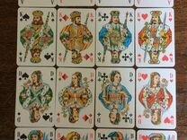 Игральные карты 70-х годов