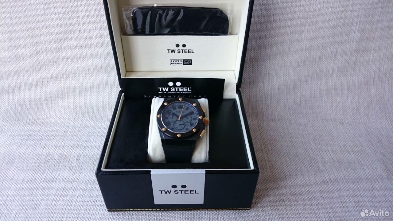 Мужские спортивные часы Хронограф TW Steel Обмен  89525003388 купить 1