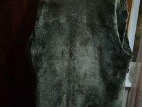Зимняя Дублёнка,чёрная