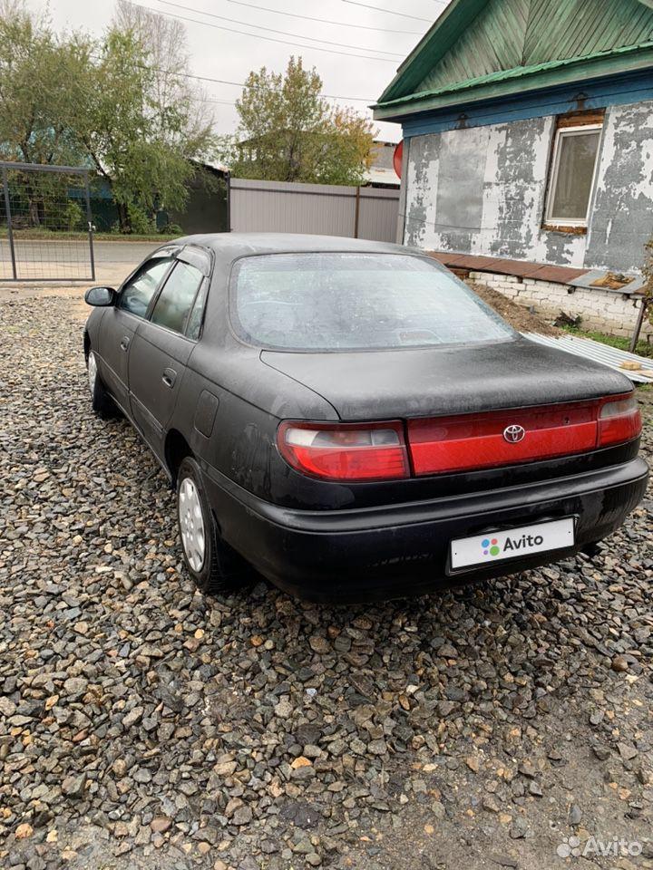 Toyota Carina, 1993  89145555191 купить 2