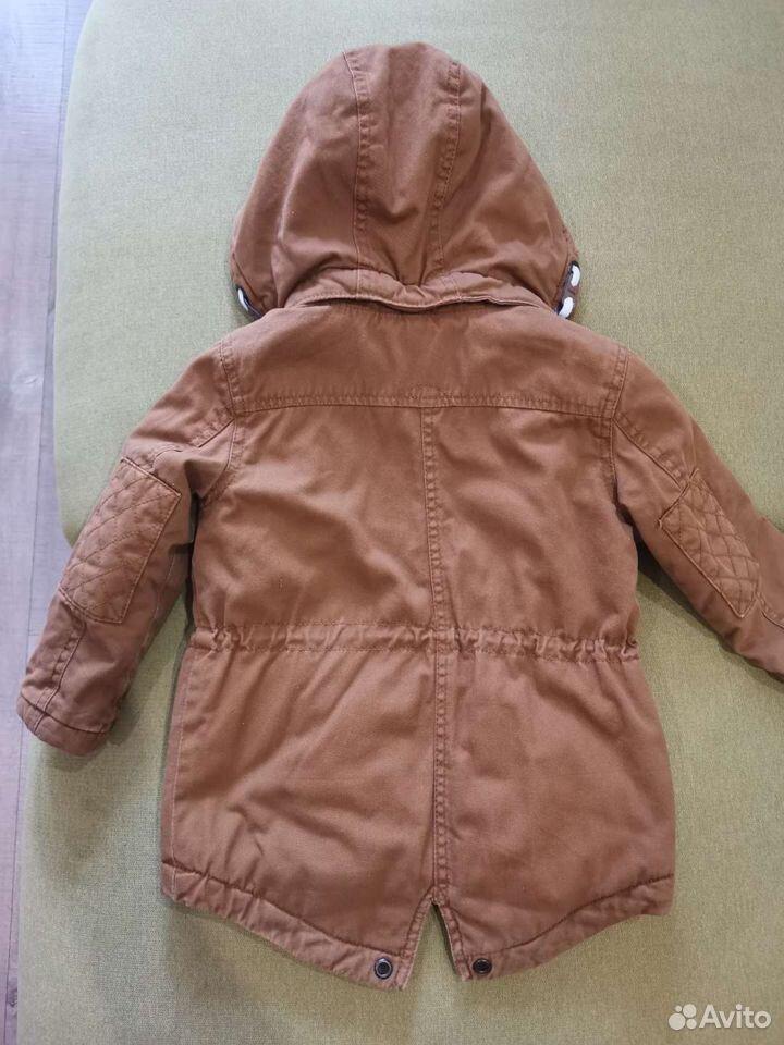 Парка, куртка для мальчика  89134585690 купить 2