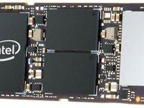Твердотельный накопитель 1Tb SSD Intel 760p Series