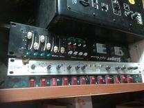 Кроссовер omnitronic LXO-230,Блок управления свет