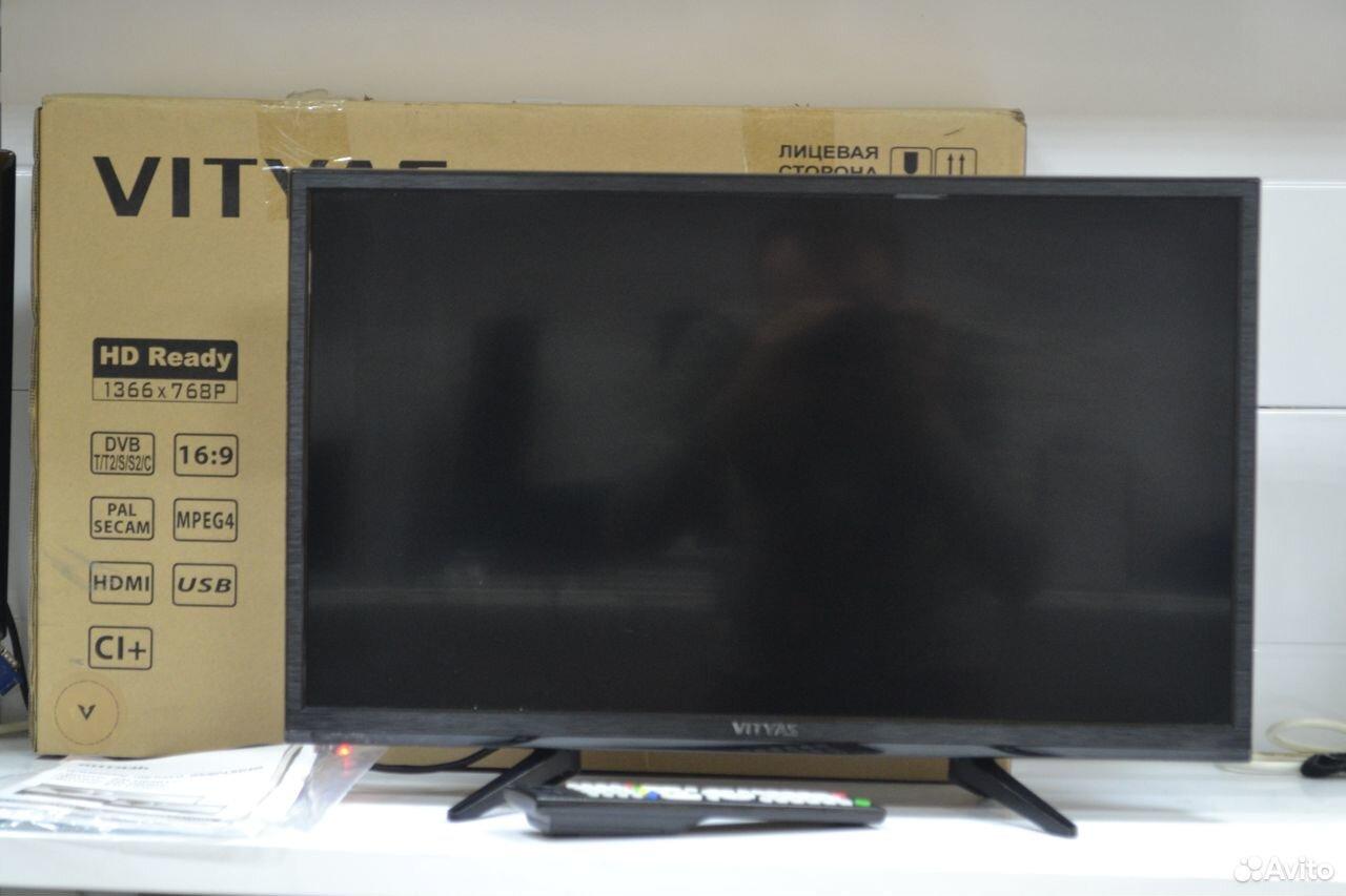 Телевизор Витязь 24LH0201 23.6 (2019) (60)  89080014775 купить 2