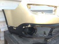 Бампер передний Subaru Tribeca 04-07
