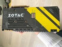 Zotac nvidia gtx 1080 amp edition