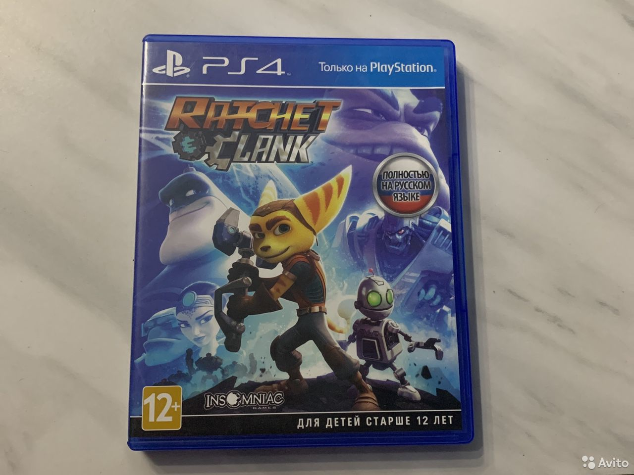 Ratchet and clank ps4  89243148892 купить 1