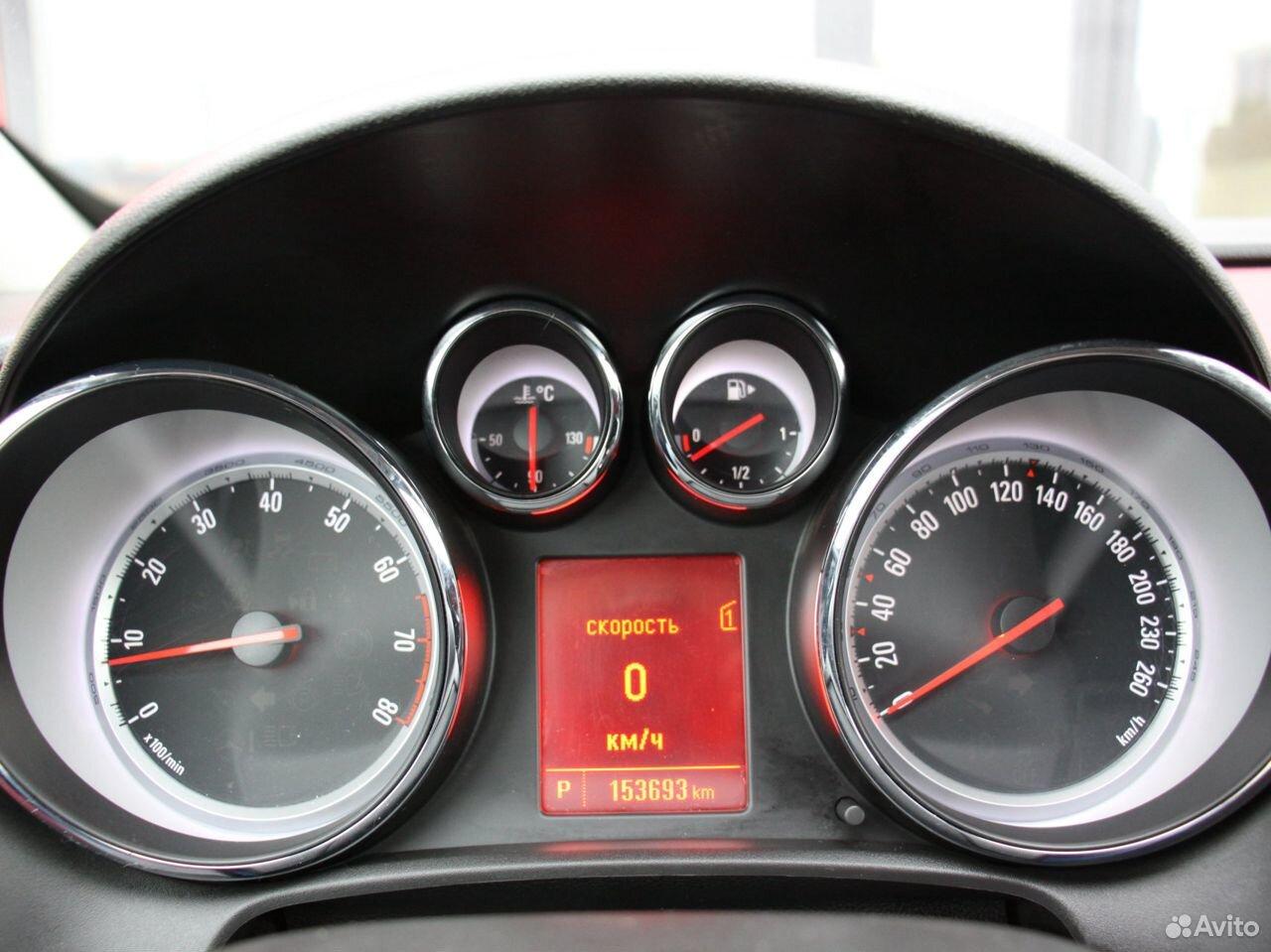 Opel Astra GTC, 2013  88129206410 купить 8