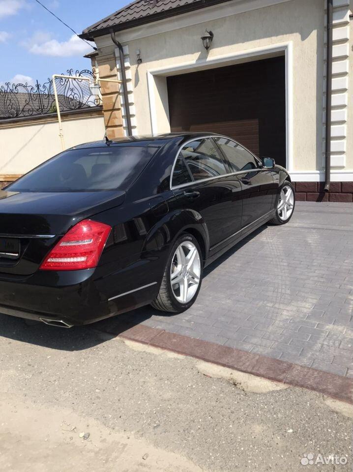 Mercedes-Benz S-класс, 2010  89888302778 купить 1