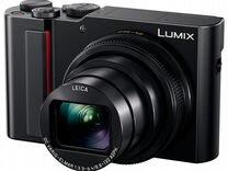 Panasonic Lumix DC-ZS200 / DC-TZ200 Black — Фототехника в Москве