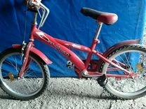 Детский велосипед, колеса 18