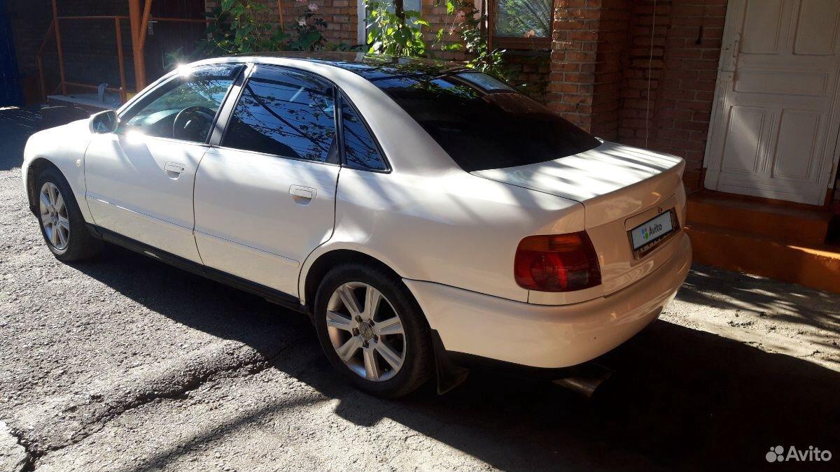Audi A4, 1998  89187019700 купить 3