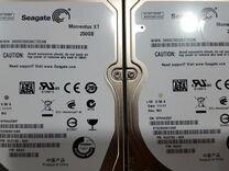 Гибридные диски Seagate Momentus XT (ST92505610AS) — Товары для компьютера в Перми