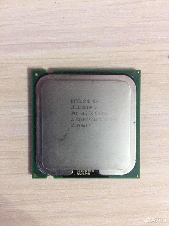 Intel Celeron D 341