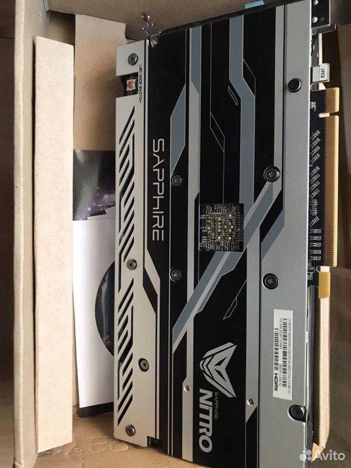 Видеокарта Radeon RX480 4Gb  89874883039 купить 2