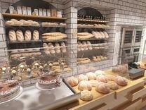 Пекарня в центре города. 5 лет работы