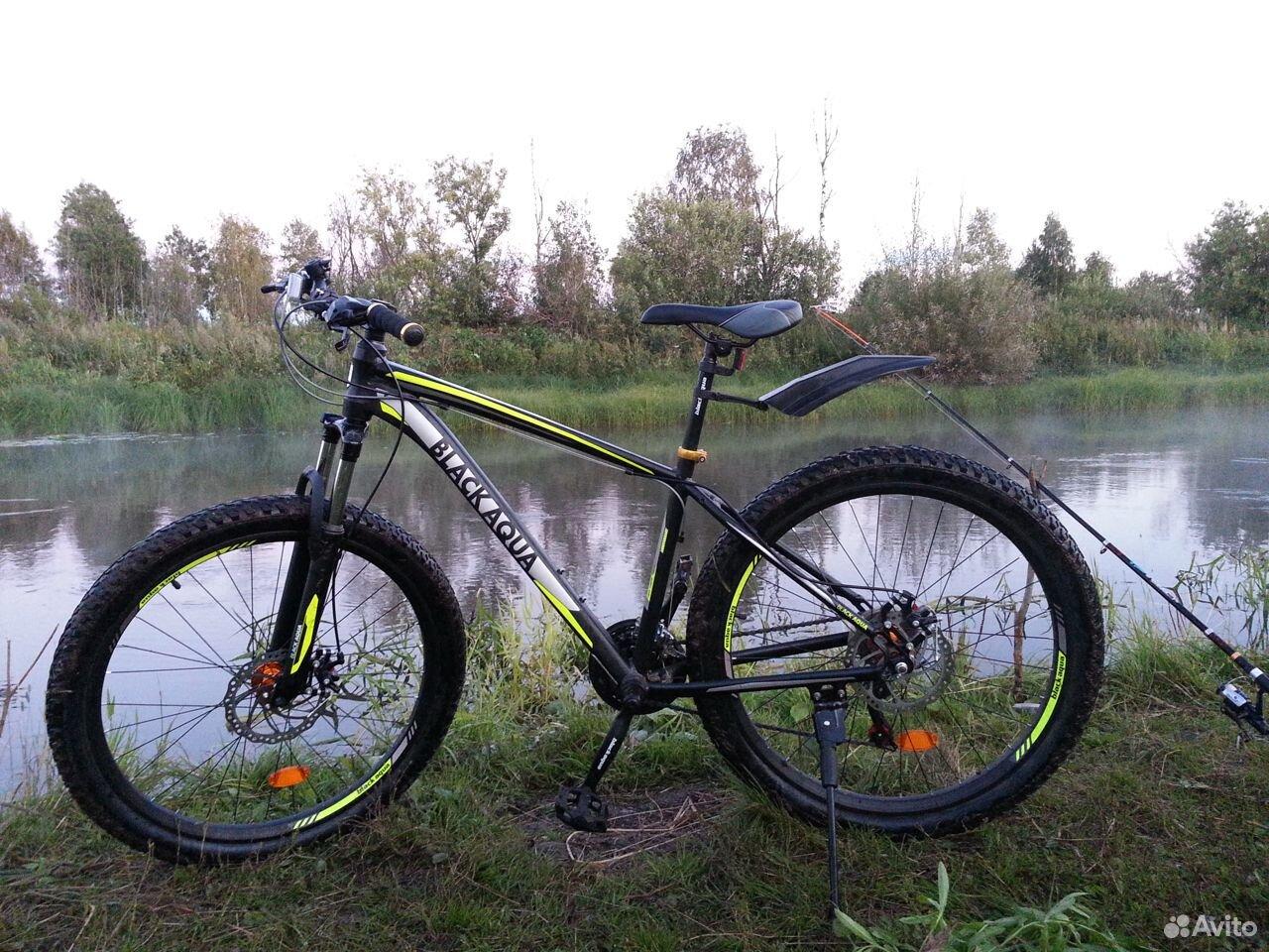 Велосипед Black Aqua  89021976005 купить 3