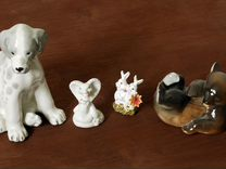 Статуэтки - фарфор, керамика