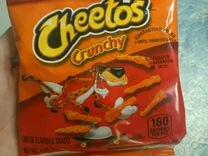 Crunchy Cheetos/кранчи читос
