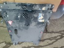 Защита двигателя kia picanto