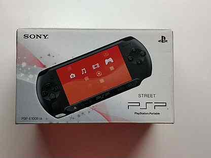 PSP Street E-1008 (Новая)