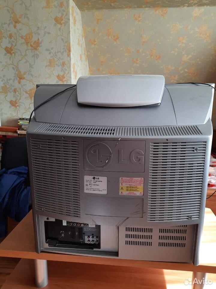 Телевизор (ламповый) LG диагональ экрана 70 см., с  89212620650 купить 2